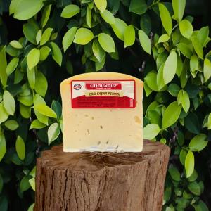 Algündüz Keçi-Koyun-İnek Eski Kaşar Peyniri 300-350 gr.